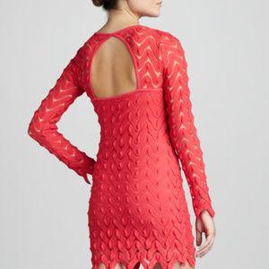 Free People| Wild Thing Zigzag Crochet Dress